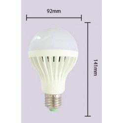 20w plastic led light bulb(big)-white