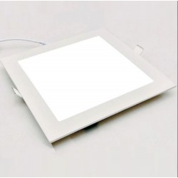 17cm*17cm 12w led square panel light(cw)