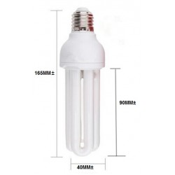 20w 3u energy saving bulb-yellow