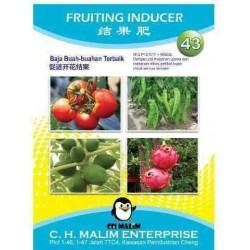 43 blue fruiting fertilizer manure *