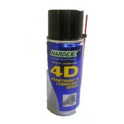 HD-412 120ml hardex 4d(s)