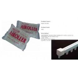 20pcs White Curtain Roller *