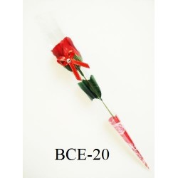 Colorful Beautiful Gift Ornament Artificial Flower Rose