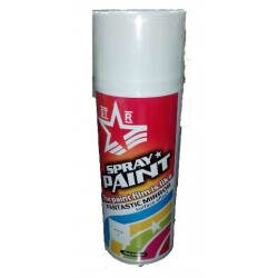 400ml white spray paint