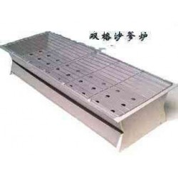 Portable Charcoal BBQ Grill 73*28*15CM