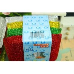 4pcs colour sponge 11*8*2cm