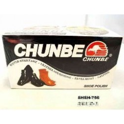 shoe polish wax black*