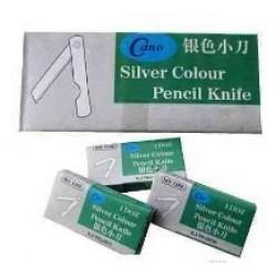 197 12pcs pencil knife