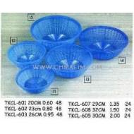Plastic Colander (Small) W20cm*H6cm