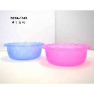 6 colour bowl 15*5.5CM