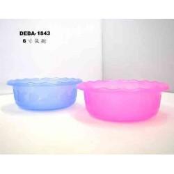 6 colour bowl 15*5.5CM