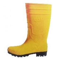 no.9 yellow boot shoes