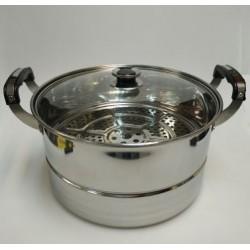 30cm single layer steamer (cai feng)