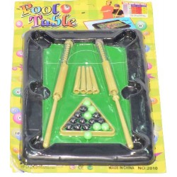 snooker game 13*19cm