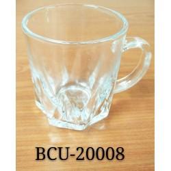 150ML GLASS BEER MUG W7cm*H9cm (minimum order 6pcs/box)