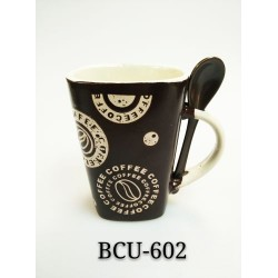 mug & spoon set