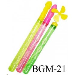 4 ring bubble wand 28*2.5cm