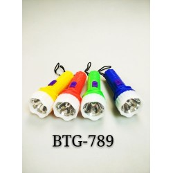 x-789 torch light 4*12cm