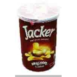 28pcs 60gm jacker potato crisps-original