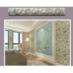 f155 stone wallpaper 45cm*10meter